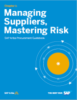 Managing Suppliers, Mastering Risk