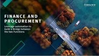 Finance and Procurement: Leverage automation to build a Bridge between the two Functions