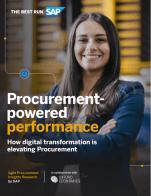 Procurement-powered performance: How digital transformation is elevating Procurement