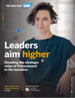 Leaders aim higher: Elevating Procurement's strategic value to the business