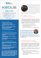 Keolis Case Study