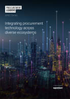 Integrating procurement technology across diverse ecosystems