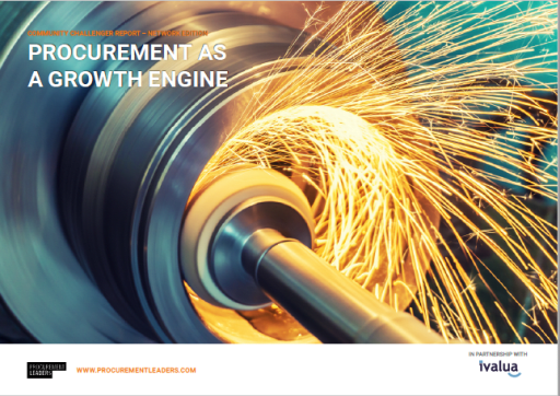 Strategy Report: Procurement as a growth engine