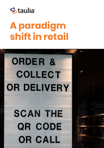 A paradigm shift in retail