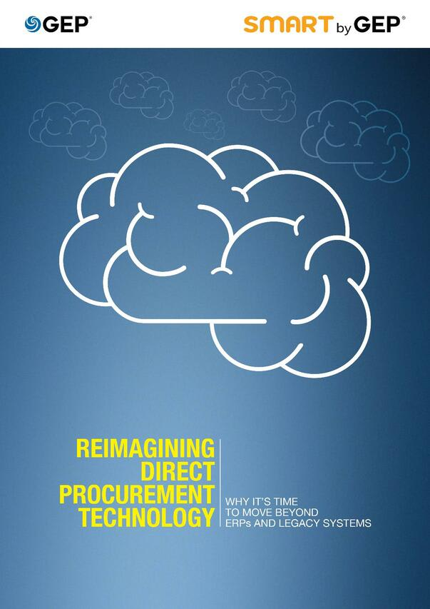 Reimagining Direct Procurement Technology: Why It's Time to Move Beyond ERPs and Legacy Systems