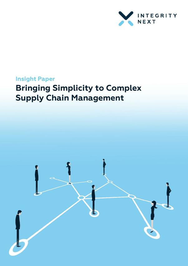 Bringing Simplicity to Complex Supply Chain Management