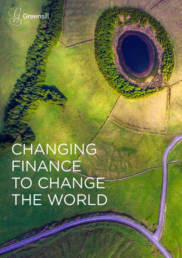 Changing Finance to Change the World