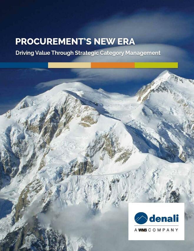 Procurement's New Era: Driving Value Through Strategic Category Management