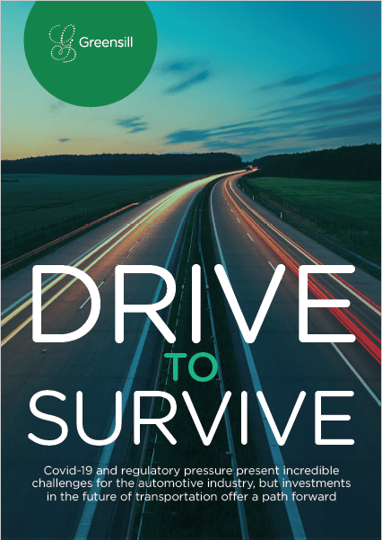 Drive to Survive: Funding the Automotive Future