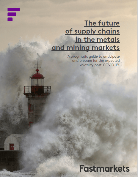 The Future of Supply Chains in Metals and Mining Markets