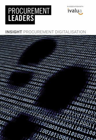 Insight: Procurement digitalisation