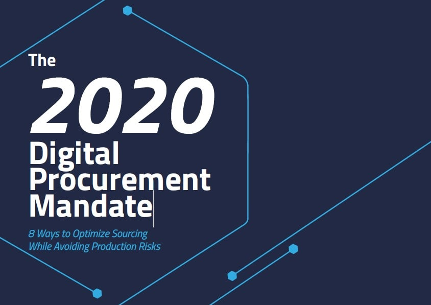 The 2020 Digital Procurement Mandate