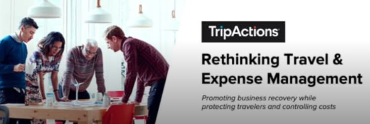 Rethink Travel & Expenses Management