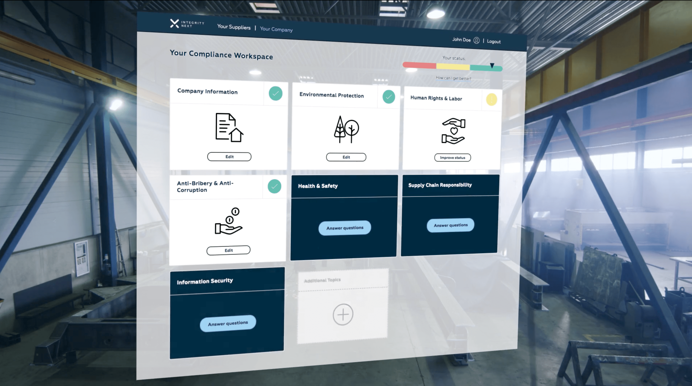 IntegrityNext – how it works