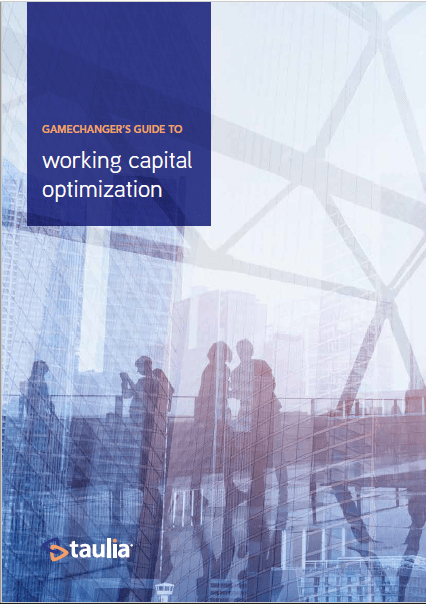 Gamechangers' Guide to Working Capital Optimization
