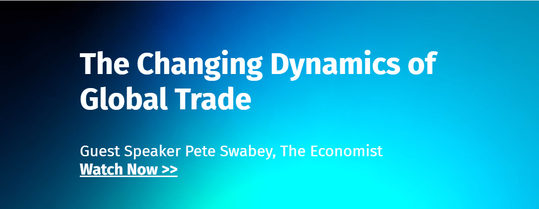 The Changing Dynamics of Global Trade and Response to COVID-19