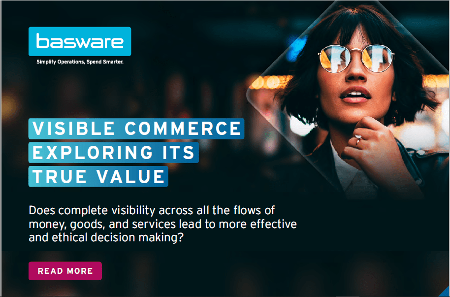 Infographic - Visible Commerce: Exploring its True Value