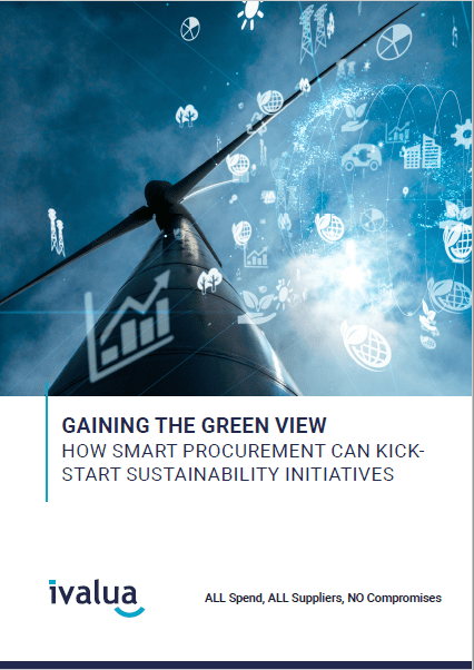 Gaining the Green View: How Smart Procurement Can Kick-Start Sustainability Initiatives