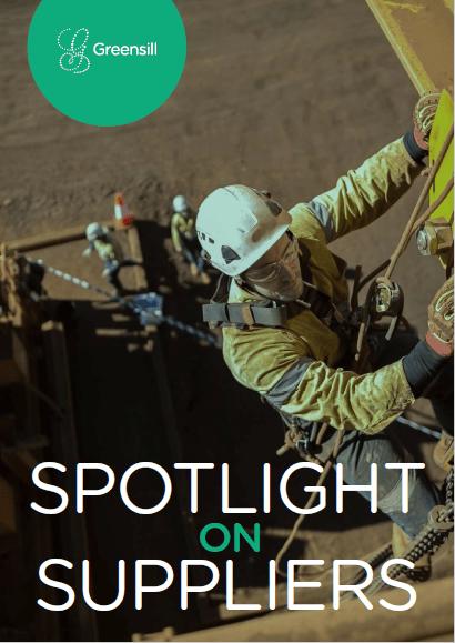 Spotlight on Suppliers