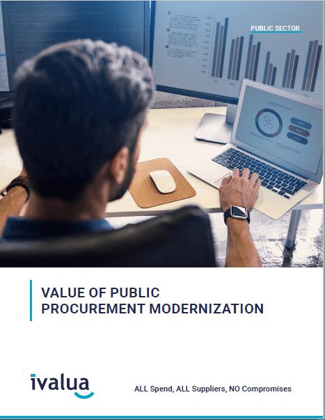 Value of Public Procurement Modernization