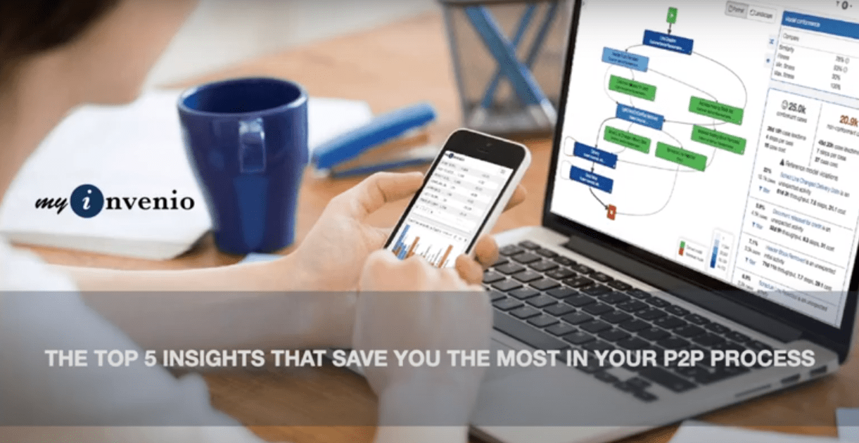 The Top 5 Insights That Save You the Most in Your P2P Process