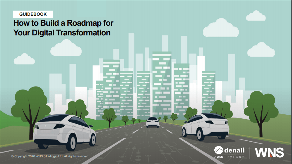 How to Build a Roadmap for Your Digital Transformation