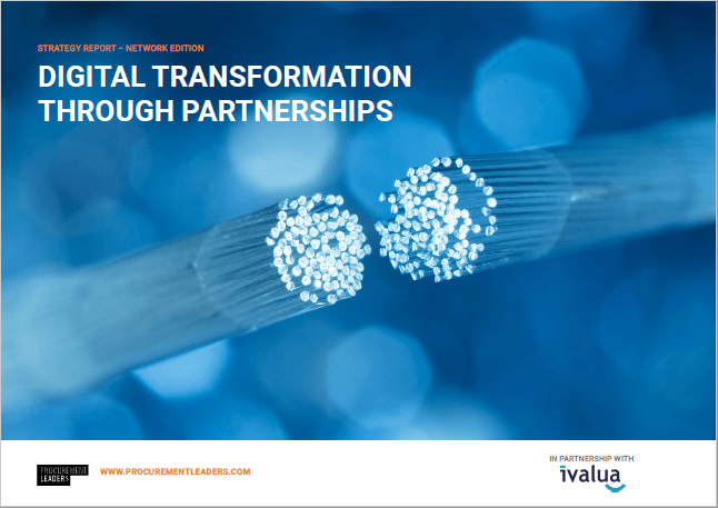 Research Report: Digital Transformation Through Partnerships