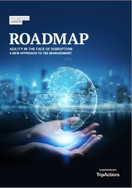 Roadmap - Agility in the Face of Disruption: A New Approach to T&E Management