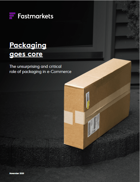 Packaging goes core: The unsurprising and critical role of packaging in e-Commerce