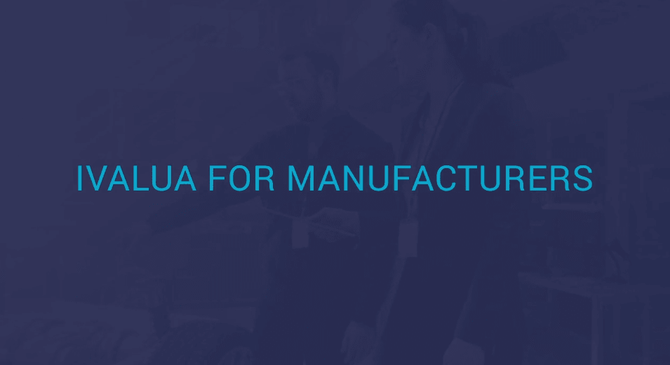 Marketplace Live! from Ivalua for Manufacturers