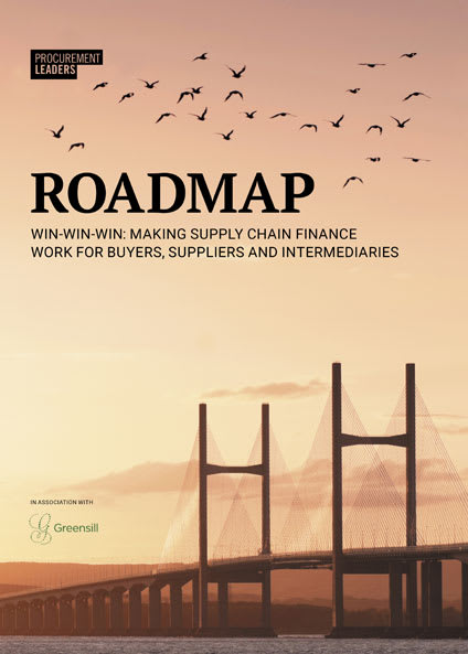 Roadmap - Making Supply Chain Finance Work For Buyers, Suppliers And Intermediaries