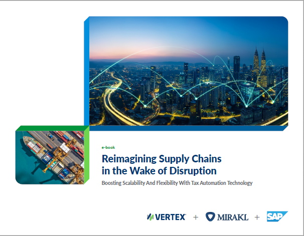 E-Book: Reimagining Supply Chains in the Wake of Disruption with SAP and Mirakl
