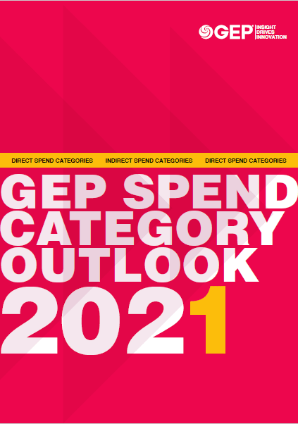 GEP Spend Category Outlook 2021