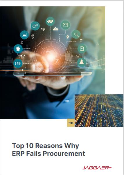 10 Reasons why ERP fails Procurement
