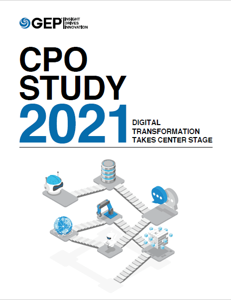 CPO Study 2021 - Digital Transformation Takes Center Stage