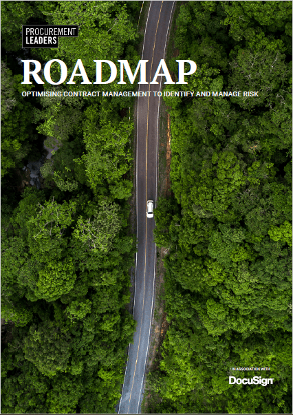 Roadmap - Optimising Contract Management to Identify and Manage Risk