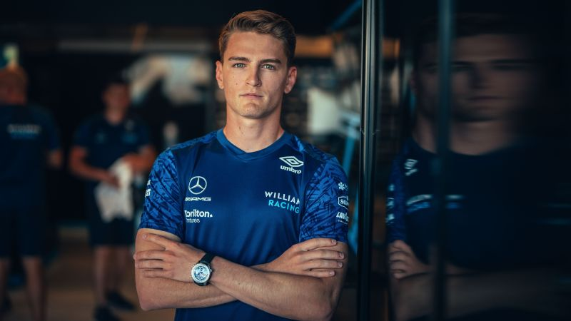 2021 race winner Sargeant signed by Williams Driver Academy