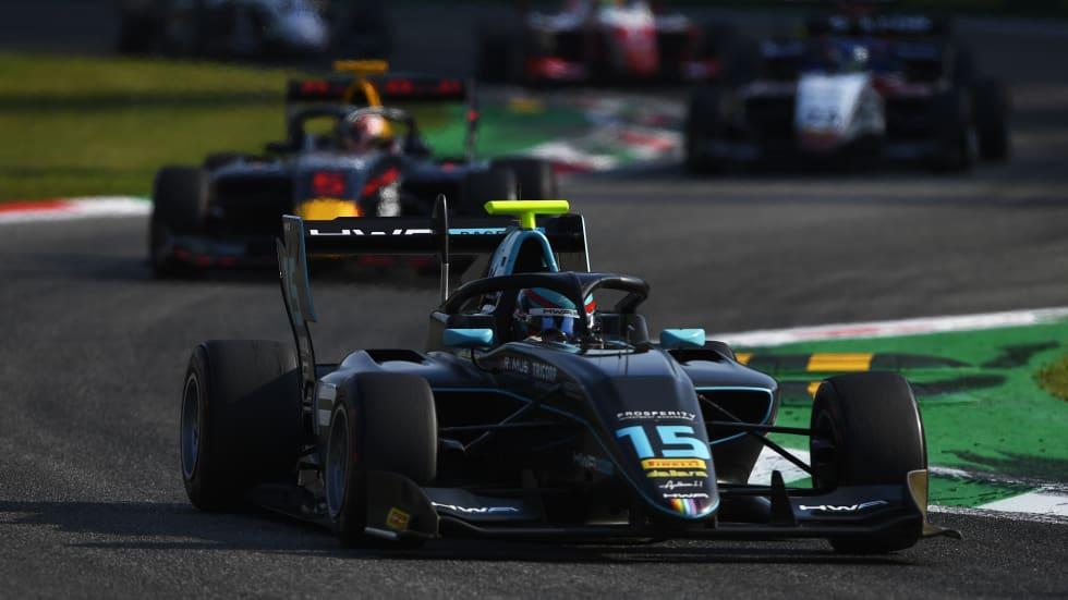 HIGHLIGHTS: Hughes wins dramatic Monza Race 2