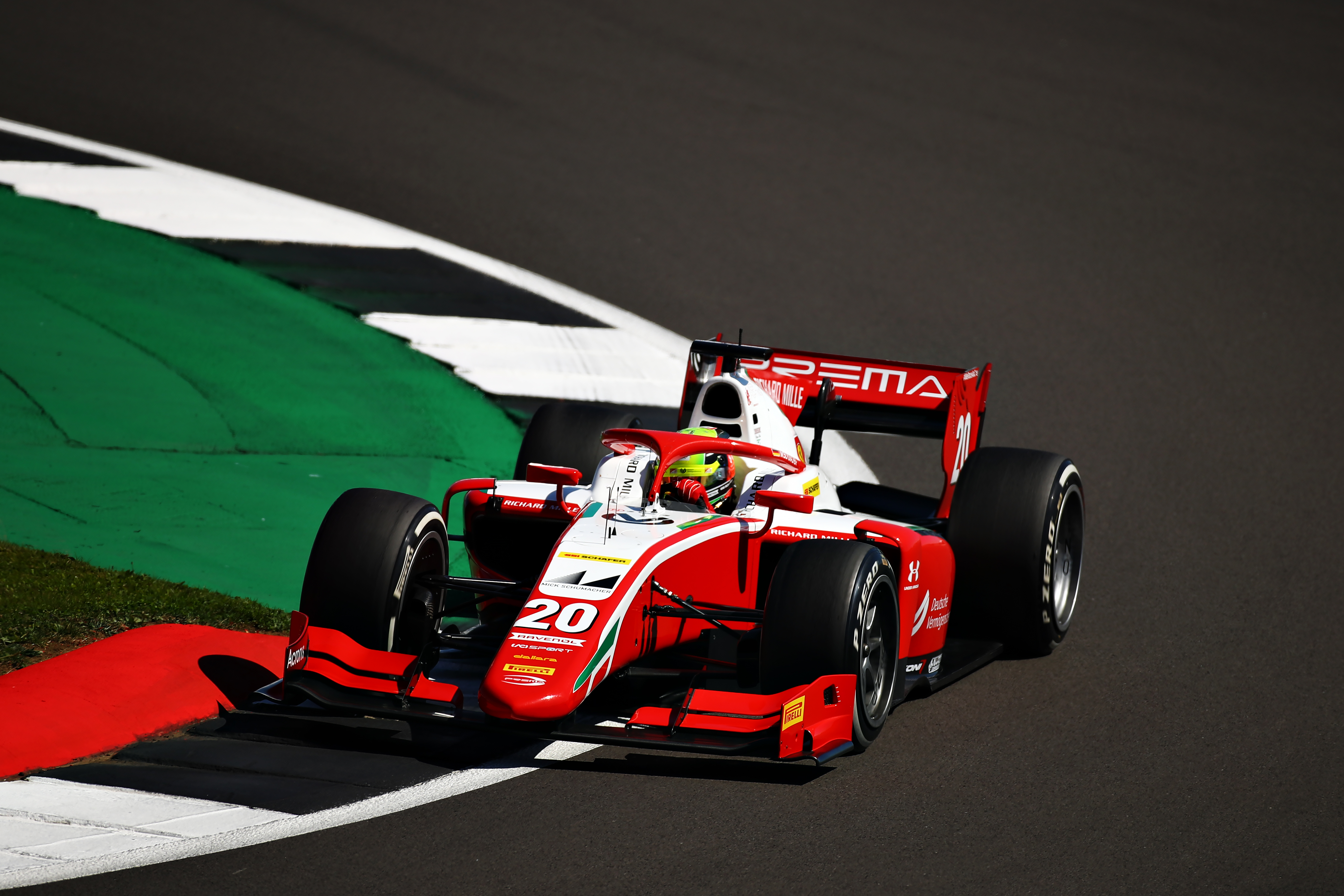 Schumacher Beats Out Deletraz For Top Spot In Free Practice