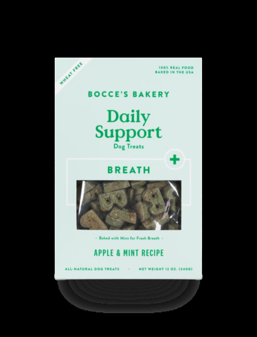 Apple & Mint Breath Biscuits, 12 oz.