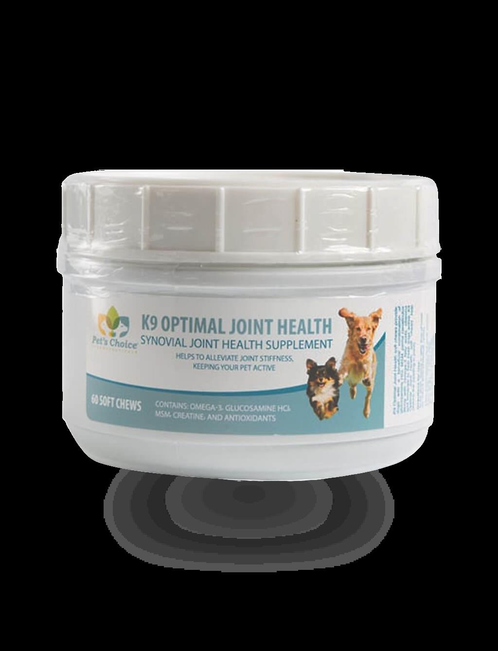 K9 Optimal Joint Health, 60 ct.