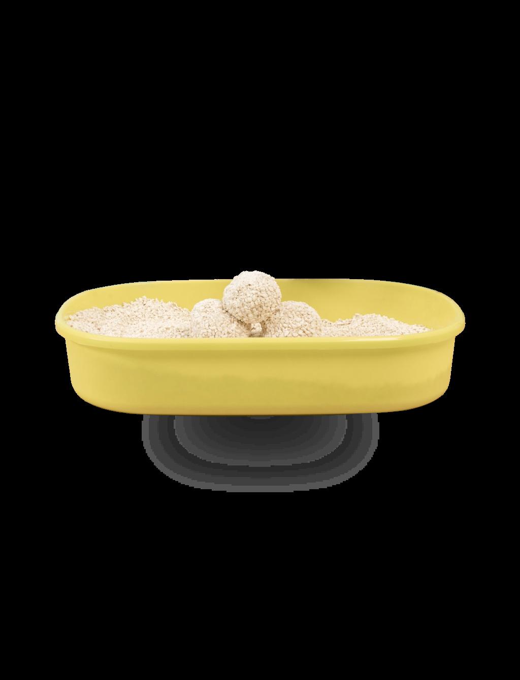 Snowball Tofu Cat Litter