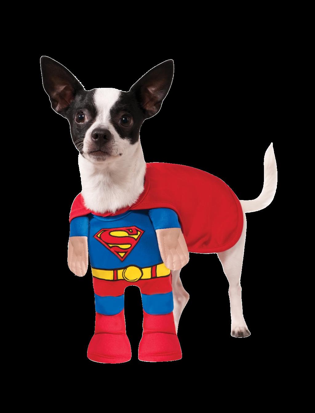Walking Superman Costume, Extra Small