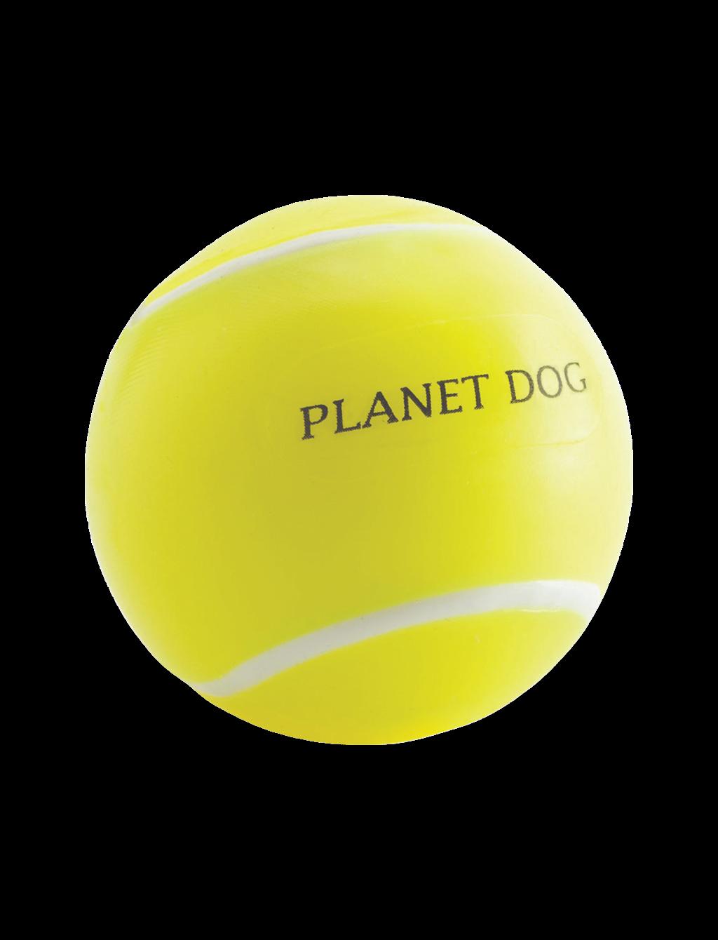 Yellow Orbee-Tuff Tennis Ball