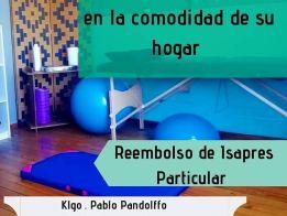 Klgo. Pablo Pandolffo P.