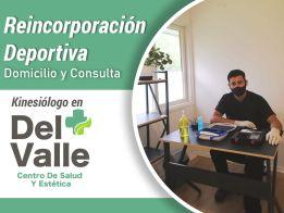 Kinesiología Integral - Consulta y Domicilio