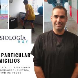 Klgo Cristóbal Aristegui Valdés Rehabilitación H&F