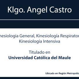 Klgo. Angel Ignacio Castro Becerra