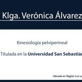 Klga. Verónica Álvarez