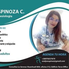 Klga. Evelyn Espinoza C. Rehabilitación musculoesqueletica,